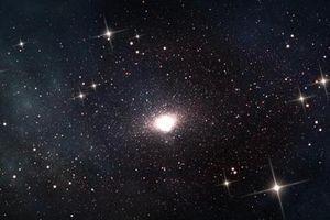 Chuẩn tinh bí ẩn trong vũ trụ non trẻ