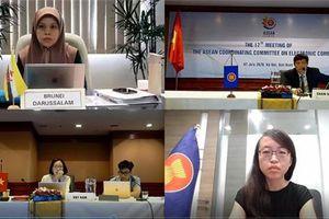 Ngày mua sắm trực tuyến ASEAN sẽ diễn vào 8/8/2020