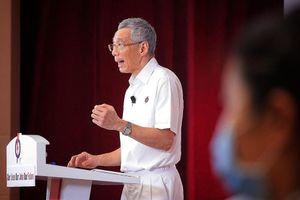 Bầu cử Singapore: Phút giao thời