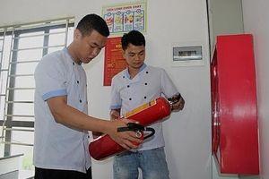 Quản lý chặt chẽ phương tiện và bảo đảm sẵn sàng phòng cháy chữa cháy