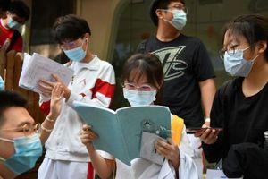 Gần 11 triệu học sinh Trung Quốc bước vào cuộc đua khốc liệt