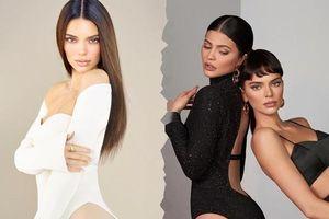 Mê đắm sắc vóc gợi cảm hai chị em 'triệu đô' nhà Kardashian