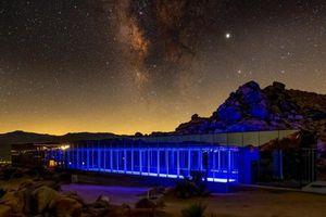 'Nhà vô hình' sử dụng năng lượng mặt trời