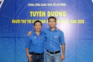 2 đại diện PV GAS được tuyên dương 'Người thợ trẻ giỏi' toàn quốc lần XI năm 2020