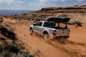 Ford Ranger chiếc xe 'Đậm Chất Mỹ' Nhất 2020