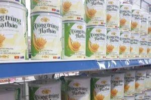 Sự thật bất ngờ về sản phẩm sữa bột Đông Trùng Hạ Thảo Hồng Sâm Ngọc Linh