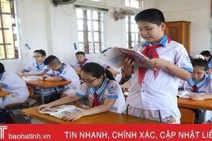 Liên đội phó học giỏi, đa tài ở TP Hà Tĩnh