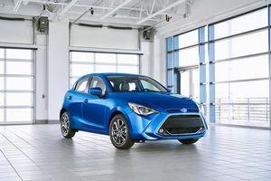 Toyota ngừng bán Yaris tại thị trường Mỹ