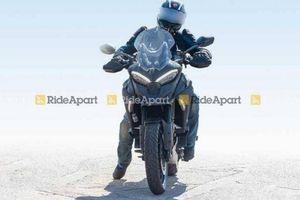 Ducati Multistrada V4 lộ ảnh chạy thử, tràn ngập công nghệ hiện đại