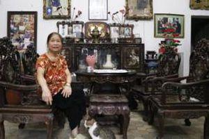 Biệt thự hơn trăm năm tuổi ở làng cổ Bát Tràng, mùa đông ấm áp mùa hè mát rượi