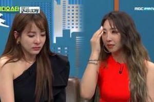 Clip: Chuyện gì khiến Dara khóc lóc trong ân hận khi gặp lại Minzy thế này?