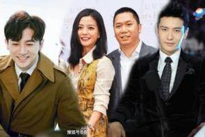 Bỏ lỡ Tô Hữu Bằng, từ chối Huỳnh Hiểu Minh, vì sao Triệu Vy chọn đại gia 'một đời vợ' Huỳnh Hữu Long?