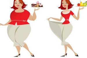 4 nguyên tắc vàng trong quá trình giảm cân