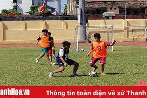 CLB bóng đá Thanh Hóa tìm kiếm tài năng cho các đội tuyển trẻ