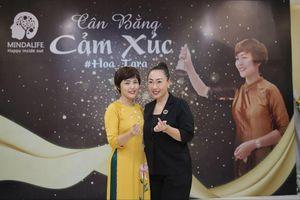 'Duyên 2' của Ca sĩ Hiền Anh Sao Mai đồng hành với 'Cân bằng cảm xúc' của Hoa Tara trong công tác thiện nguyện