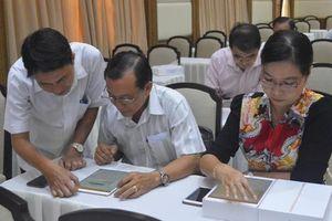 Tập huấn sử dụng phần mềm 'Phòng họp không giấy' cho đại biểu Hội đồng nhân dân tỉnh