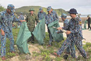 Đồn Biên phòng Thanh Lân: Phát huy vai trò nòng cốt bảo vệ vững chắc chủ quyền biên giới