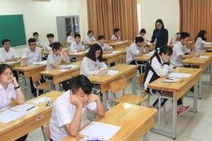 'Chạy nước rút' cho kỳ thi vào lớp 10