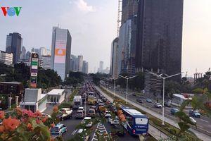 Indonesia nỗ lực đạt mục tiêu giảm 26% khí thải nhà kính vào năm 2020