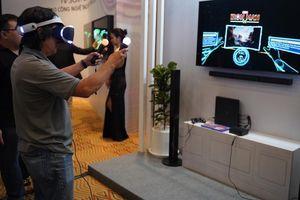 Ti vi 8K đầu tiên của Sony đổ bộ thị trường Việt Nam