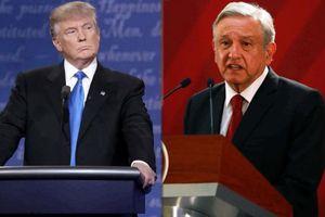 Vì sao Tổng thống Mexico trực tiếp gặp Trump giữa bão Covid-19?