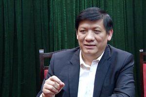 Sự nghiệp của quyền Bộ trưởng Y tế Nguyễn Thanh Long
