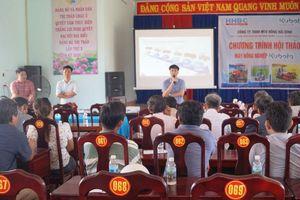 Quảng Ngãi: Hội thảo máy nông nghiệp KUBOTA
