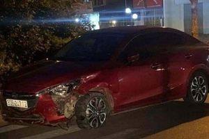 Đã xác định được xe ô tô gây tai nạn liên hoàn tại quận Long Biên