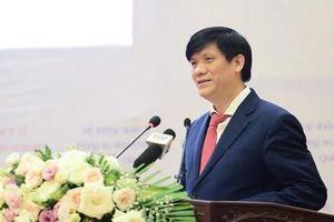 Đồng chí Nguyễn Thanh Long được chỉ định giữ chức Bí thư Ban Cán sự đảng Bộ Y tế