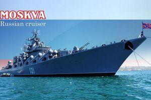 Tuần dương hạm Matxcơva sau nâng cấp sẽ phục vụ tới... 6 thập kỷ