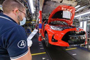 Toyota Yaris 2021 - niềm hi vọng Nhật Bản của tại châu Âu