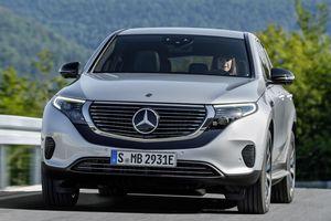 Trải nghiệm Mercedes EQC 400 – sức hút của SUV hạng sang
