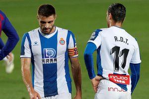 Wu Lei thất vọng trong ngày Espanyol xuống hạng