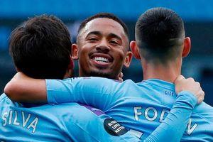 Man City nhấn chìm Newcastle 5-0