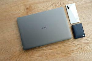 Đánh giá nhanh LG Gram 2020: 17 inch, nhẹ khó tin, pin gần 1 tuần