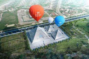 Cubic Architects nhận giải 'Thiết kế bệnh viện dã chiến' ấn tượng