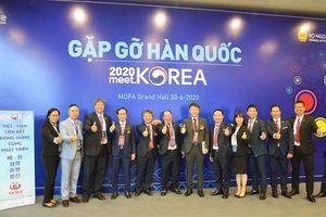 VKBIA kết nối giao thương Việt Nam - Hàn Quốc sau dịch Covid-19