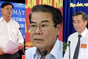 3 Bí thư Tỉnh ủy mới được điều động về Trung ương là ai?