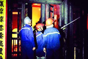 Phòng, chống cháy nổ tại các di tích