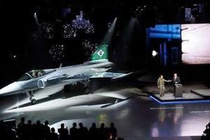 Brazil bắt đầu lắp ráp máy bay chiến đấu nội địa