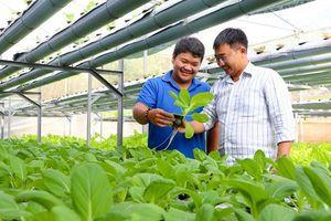 Ươm mầm những ý tưởng 'Khởi nghiệp Nông nghiệp' trong thời đại 4.0