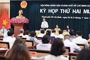 Kỳ họp thứ 20 HĐND TPHCM khóa IX: Giải pháp nào cho lao động mất việc vì Covid-19?