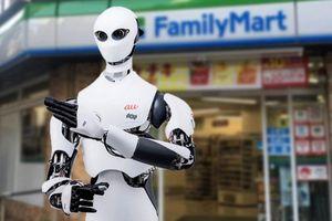 Ngắm 'dung nhan' nhân viên robot điều khiển qua VR tại siêu thị Nhật Bản