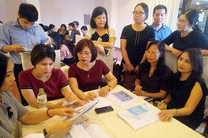 Công đoàn GDVN triển khai Điều lệ và tập huấn kỹ năng hoạt động công đoàn