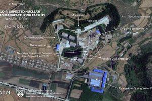 Hình ảnh vệ tinh hé lộ nhà máy bí ẩn chưa từng được công bố của Triều Tiên