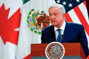 Tổng thống Mexico thăm Mỹ: Lạ mà không lạ