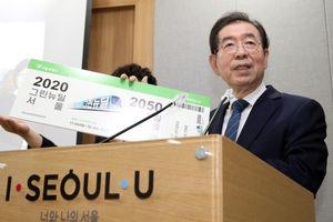Nóng. Tìm thấy thi thể Thị trưởng Seoul, nghi ngờ tự vẫn