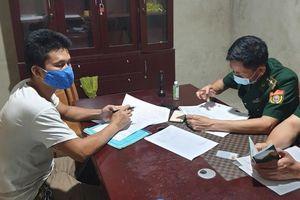 Lật tẩy thủ đoạn đổi hộ chiếu nhằm tránh kiểm tra y tế