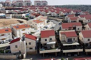 Vạch trần 'đại mưu đồ' thôn tính khu Bờ Tây của Israel