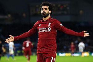 Salah lập kỷ lục ấn tượng, ghi tên mình vào lịch sử của Liverpool